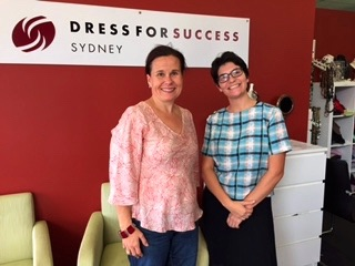 Dress for Success helps create gender equality in the workplace